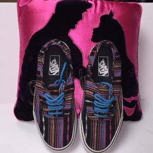 Super unique Vans size 7.5  womens